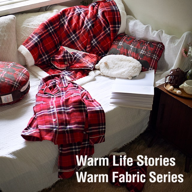 Warm Fabric Series