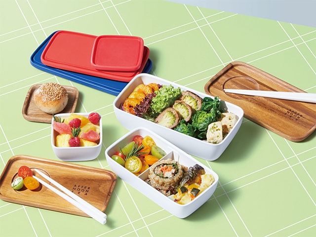 Lunchbox for picnic