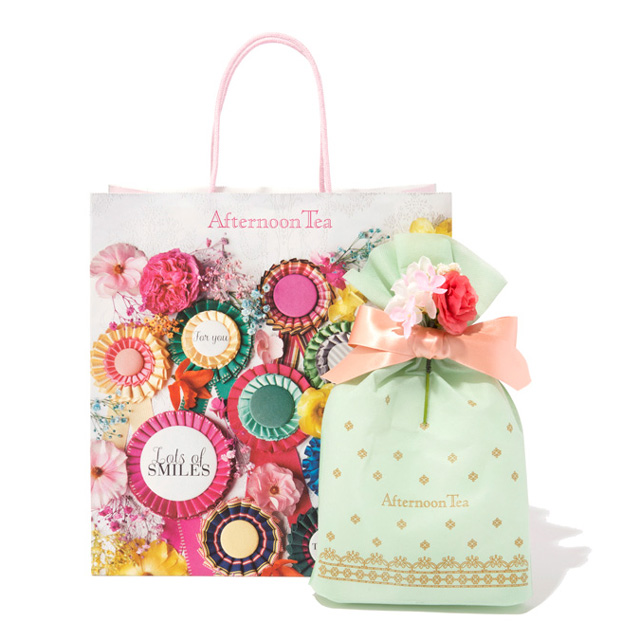 Gift afternoon tea gift wrapping negle