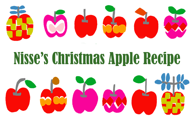 Nisse's Christmas Apple Recipe
